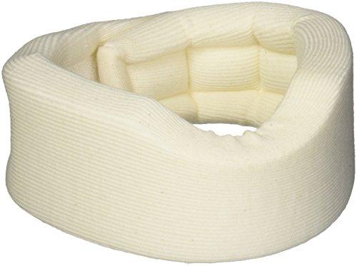 (Rolyan Universal Contour Cervical Collar Brace, Cream Color, 2