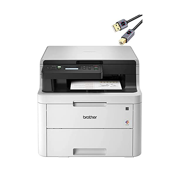 Brother HL-L3200CDW All-in-One Printer