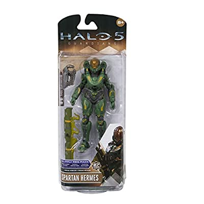 McFarlane Toys Halo 5: Guardians Series 2 Spartan Hermes Action Figure: Toys & Games