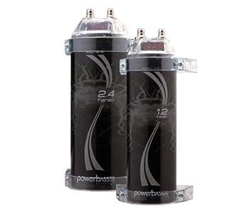 PowerBass ASC24 DIGITAL CAPACITORS