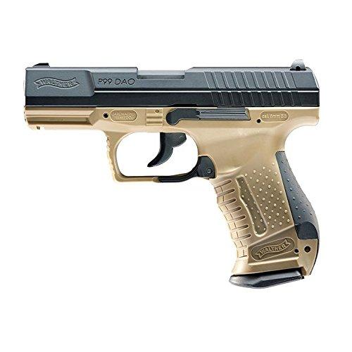 Umarex Walther p99 co2 culata metal blowback Calibre 6mm. 1 Julio de potencia