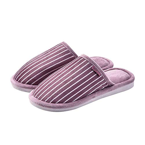 Indoor Fashion Clog Shoes Unisex Foam House Women Velvet Slippers Memory Home qfwnAw4g