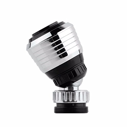 360 Shower Swivel Water Saving Tap Aerator Diffuser Faucet Filter Connector Adapter For Kitchen Bathroom