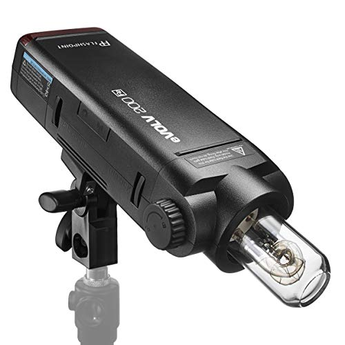 Flashpoint eVOLV 200 TTL Pocket Flash Dual Head Pro Kit - Adorama Exclusive Kit by Flashpoint (Image #3)