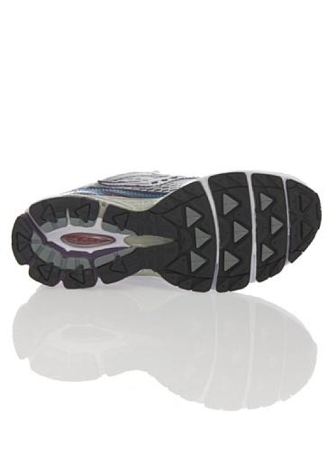 Saucony Progrid Phoenix 5, Diseño de Zapatillas de Running Para Mujer White/Purple