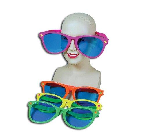 Jumbo Sunglasses Assorted (Giant Sun Glasses)
