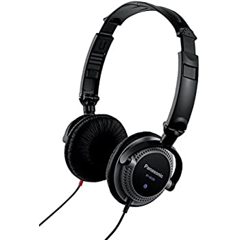 Panasonic stereo headphone black RP-HB200-K (Japan Import)