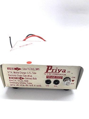Priya 12V to 220V Converter