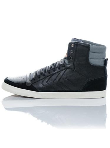 Sapatos Zangão Th Estrela Alta Preta 40