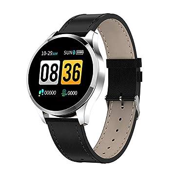 LCluckyml Smartwatch Mujer Hombre Reloj Inteligente Elegante ...