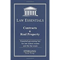 Contracts & Real Property, Law Essentials: Governing Law for Law School and Bar Exam Prep