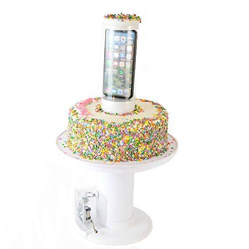 Surprise Cake - Musical Popping Cake Stand - Happy Birthday -