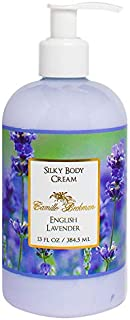 product image for Camille Beckman Silky Body Cream, English Lavender, 13 Ounce