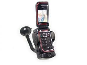 Nokia 2652: soporte de ventosa para coche blanco