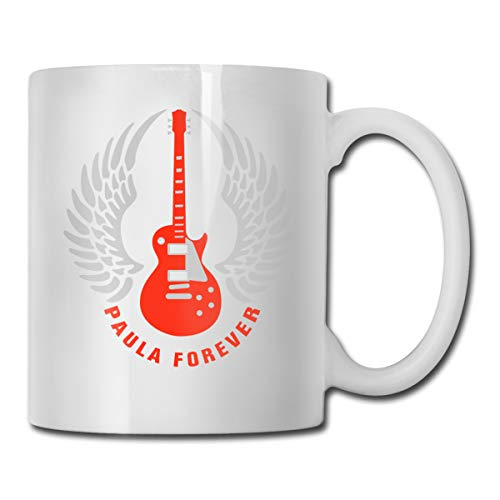 Riokk Az Paula Forever 11oz Coffee Mug Funny Cup Tea Cup Birthday Ceramic]()