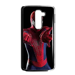 Custom New Arrival High Quality Comics Protective Spider Man For LG G2