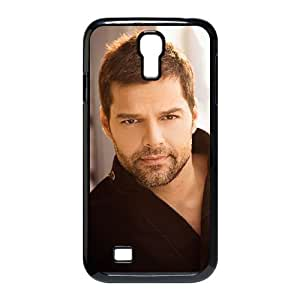 Samsung Galaxy S4 9500 Cell Phone Case Black Ricky Martin ZGC