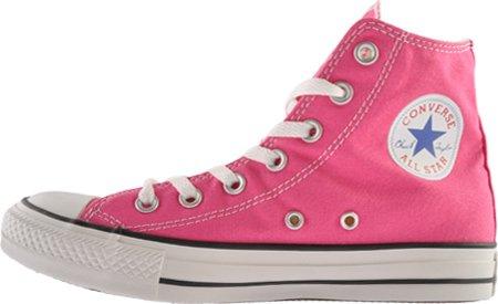 Conversa Come Hi Can Carboncino 1j793 Unisex-erwachsene Sneaker Rosa - Carmine Rose