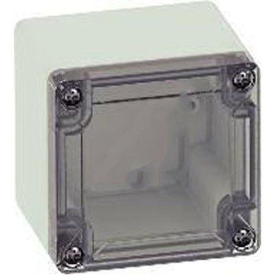 /& Cases Enclosure,ABS,Trans Lid,Qk Trn Altech Corporation 101-503-01 Enclosures Boxes