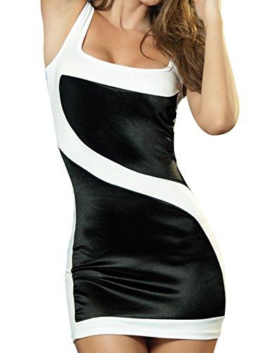 es4150 Espiral Lingerie Kleid