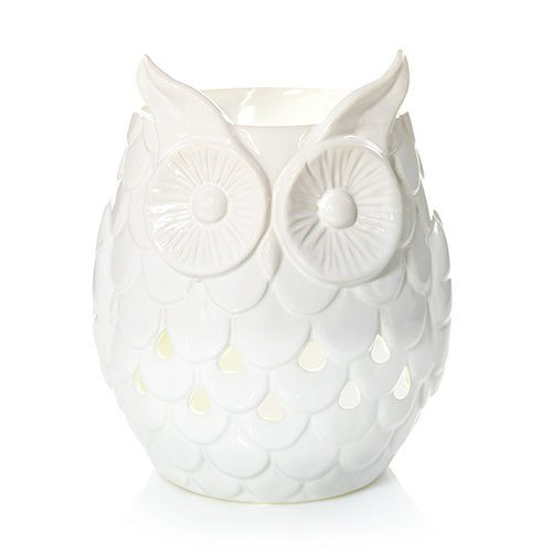 Yankee Candle Owl with Led and Timer Scenterpiece Easy MeltCup Warmer