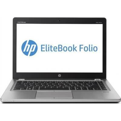 HP EliteBook Folio 9470m D3K33UT 14.0 LED Ultrabook Intel Core i7-3687U 2.1GHz 8GB DDR3 256GB SSD Intel HD Graphics 4000 Windows 7 Professional 64-bit Platinum