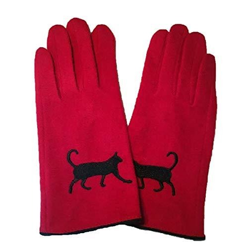 Wool Cat Gloves