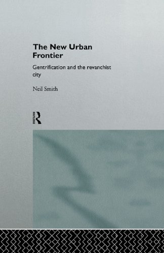 Download The New Urban Frontier: Gentrification and the Revanchist City Pdf