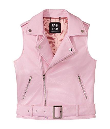 思い出無線反響する[イヴ] eve jnr レディース Vegan Leather Vest (Little Kids/Big Kids) ジャケット [並行輸入品]