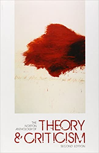 Norton Anthology Of Literary Theory And Criticism Pdf