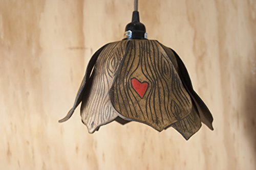 Nice Leather Pendant Lamp ()