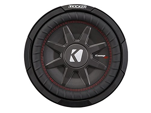 Kicker 43CWRT102 CompRT 10'' 2-Ohm Subwoofer by Kicker