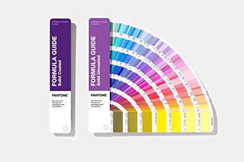 picture of Pantone Formula Guide Coated & Uncoated » 2020 Edition
