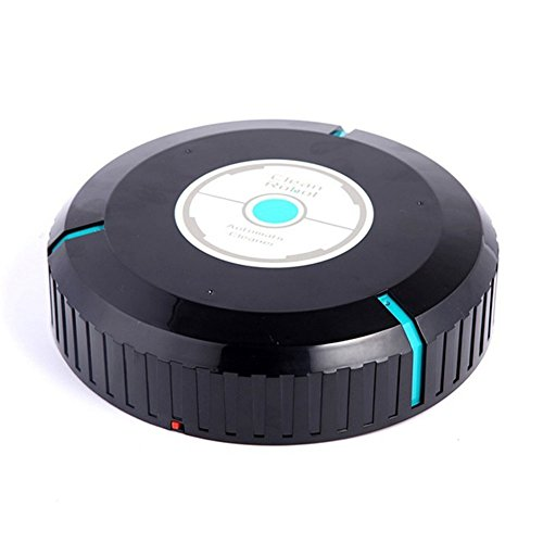 yodaliy 2.4W 3V Robot Vacuum Cleaner Auto Sweep Robot for Pe