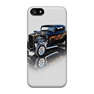 For Iphone Protective Case, High Quality For Case Cover For HTC One M9 Hot Rod Skin