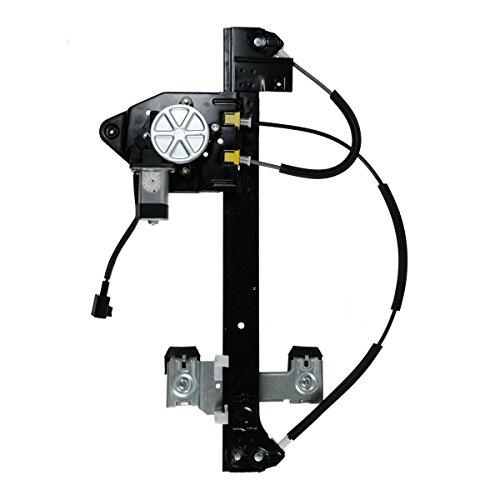 chevy trailblazer window motor - 9