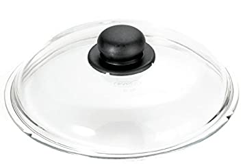 El vidrio templado Pyrex tapa para ollas, sartenes y cacerolas (28 ...