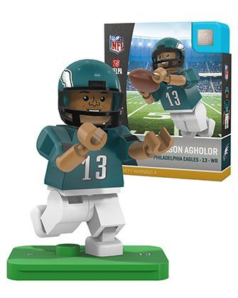 Nelson Agholor OYO Philadelphia Eagles Generation 4 G4 Mini Figure