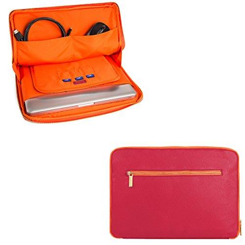 15.6Inch Laptop Sleeve Pouch Carrying Case Notebook Bag for Asus X / K501 / Fujitsu LIFEBOOK/HP Envy/ProBook/EliteBook/Spectre x360 / Lenovo Yoga/Flex 4 / Flex 5