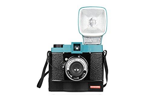 Lomography Diana F Medium Format Camera With Flash - 5