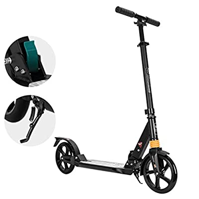 Baby Playpen Adults Easy to Carry-Scooters for Kids 8 Years and up, Foldable Kick Scooter 2 Wheel, Quick-Release Folding System, Shock Absorption Mechanism: Home & Kitchen