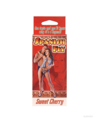 (Spanish fly liquid - cherry 1 oz (package of 4))