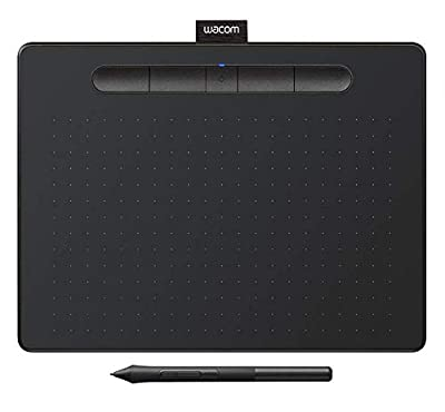 Wacom CTL6100WLK0 Intuos Wireless Graphics Drawing Tablet
