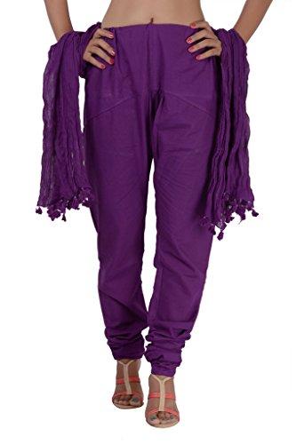Purple Salwar - 3