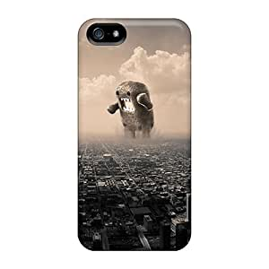 Iphone Cover Case - Domozilla Protective Case Compatibel With Iphone 5/5s