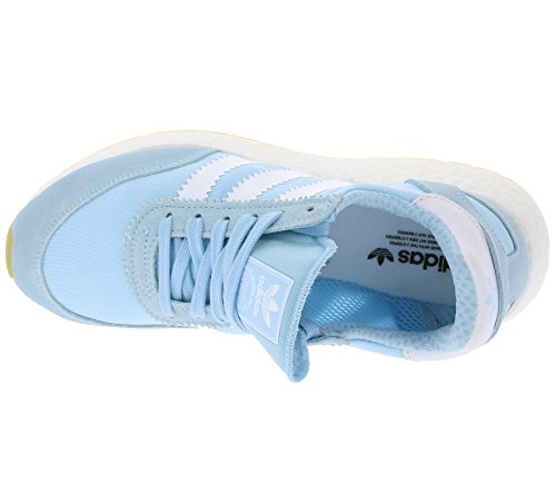 Blau Gum3 adidas Azuhie Damen Rosa Ftwbla Iniki Runner Sneaker W AZagq