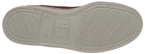 Bensimon F15002c157 - Zapatillas de deporte Mujer Rojo - Rouge (313 Bourgogne)