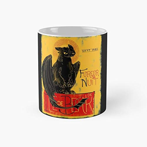 Le Chat Noir 110z Mugs -