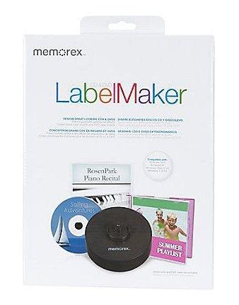 Memorex CD/DVD Labelmaker Kit (32020029065)