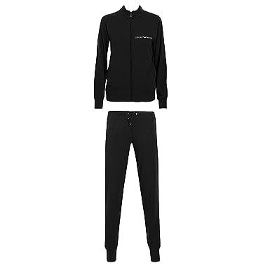 Emporio Armani Underwear - Chándal - para Mujer Negro XS: Amazon ...